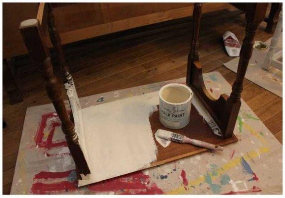 Pilt 3 - Vana mööbli värskendamine