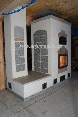 Korralik ahi kütab soojaks terve maja ja hoiab temperatuuri 24 h