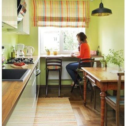 Rösteri järgi kujundatud köök
