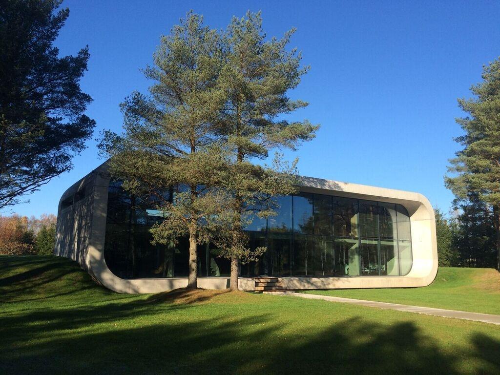 Eesti Arhitektide Liidu aastapreemia pälvis arhitekt Peeter Pere