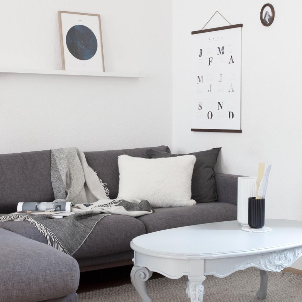 Skandinaavia hõngu ja disaini täis korter Berliinis