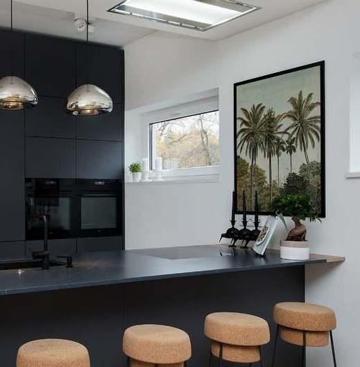 Köögi sisekujundusideede galerii