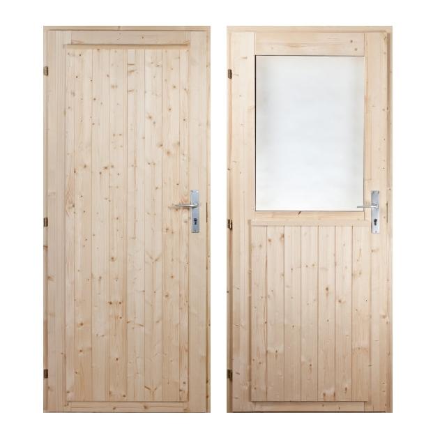Kvaliteetsed puidust välisuksed alates 149 EUR