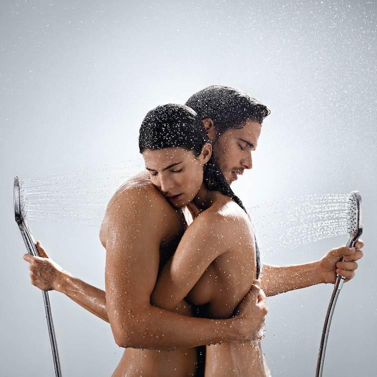 Hansgrohe värske küsitlus: 47% käib koos partneriga duši all