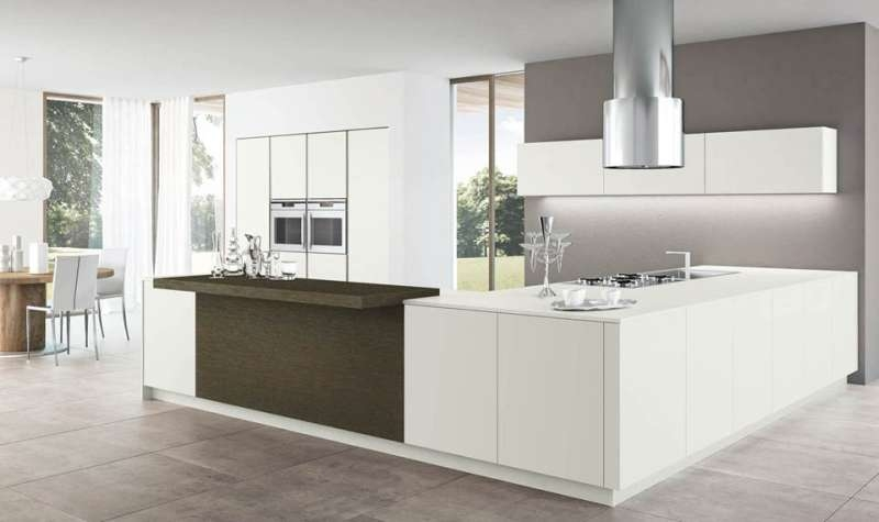 Kitchen collection from Italian manufacturers