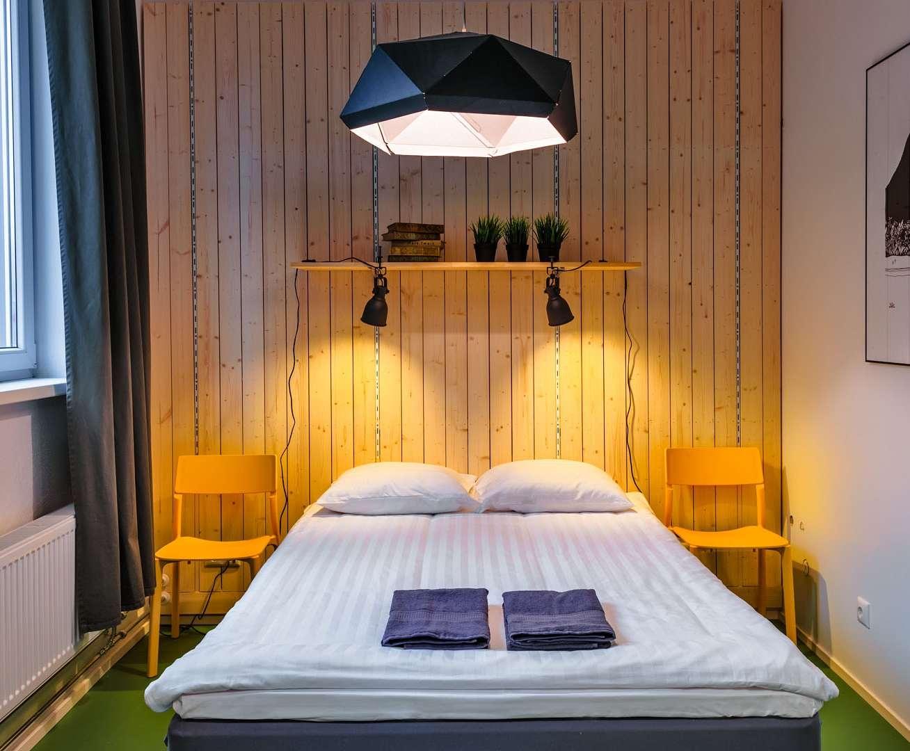 Uues omanäolise interjööriga Hektor Design Hostelis on teretulnud ka lemmikloomad