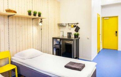 13 - Omanäolise interjööriga Hektor Design Hostelis on teretulnud ka lemmikloomad