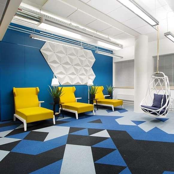 Värviküllane ja inspireeriv Playtech Estonia uus kontor Ülemiste Citys