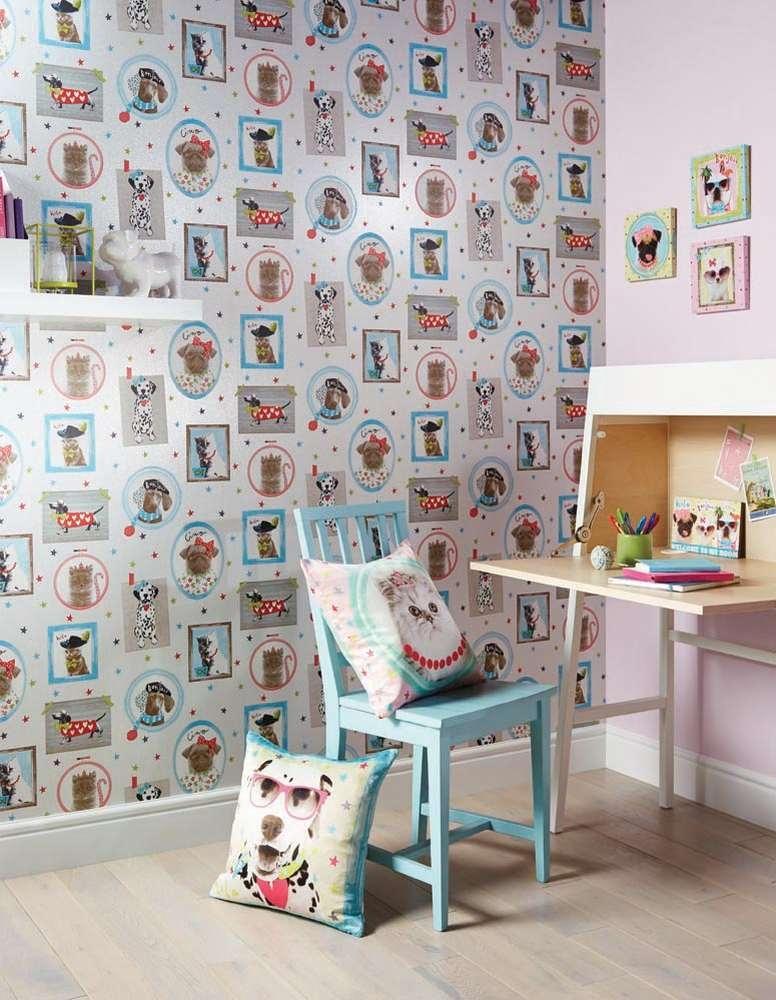 Muinasjutulised lastetapeedid Inglise firmalt Arthouse