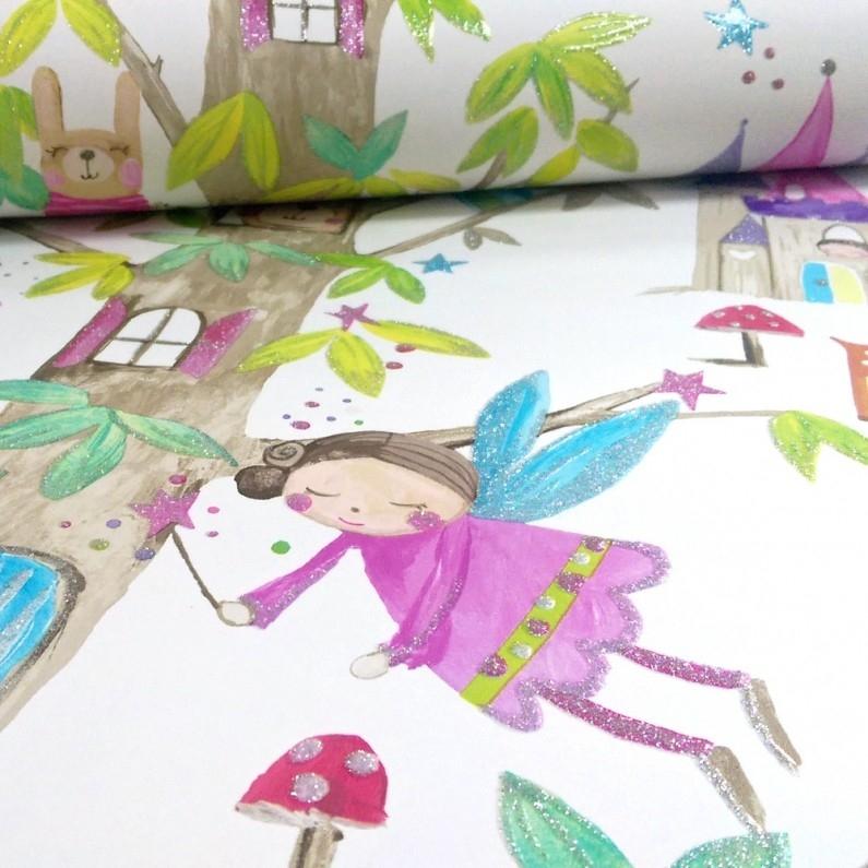 Muinasjutulised lastetapeedid Inglise firmalt Arthouse (Moonavoor Seinakattestuudio)