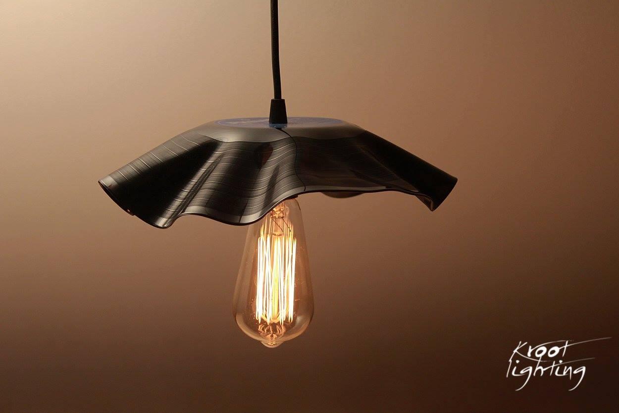 Taaskasutuse uus tase - kõrgtehnoloogiliste lahendustega valgustid Kroot Lightilt