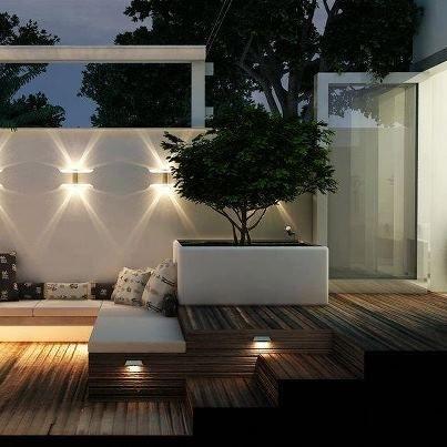 50 ideed terrassi ja õueala valgustamiseks