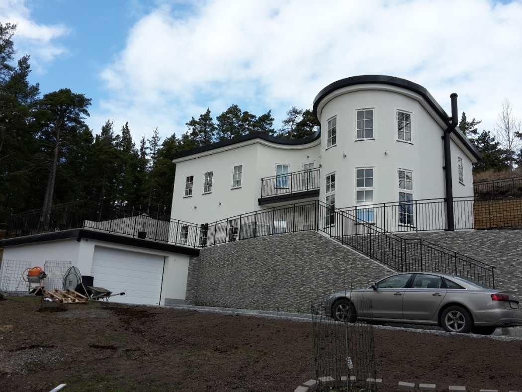 Ainulaadne AEROC (BAUROC) maja Rootsis