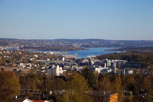 Pilt 8 - Võrratu vaatega minimalistlik katusekorter Norras