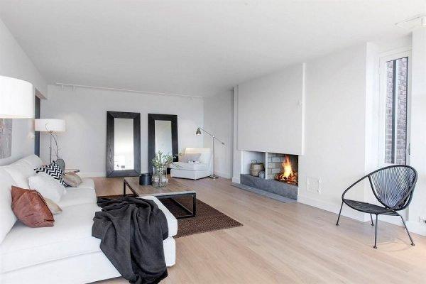 Pilt 4 - Võrratu vaatega minimalistlik katusekorter Norras