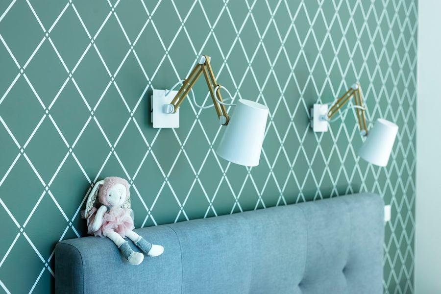 Pilt1-Uued dekoreerimise lahendused: StenCilit innovaatilised seinašabloonid