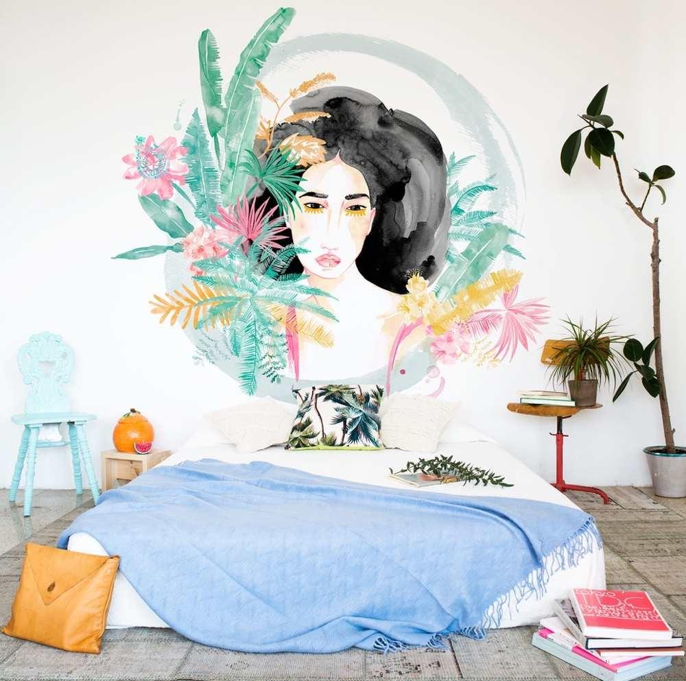 Lara Costafreda elurõõmu ja värskust täistapeedid