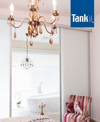 Tank garderoob