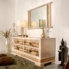 Eksootiline bambusmööbel on pilkupüüdev ja isikupärane sisustuselement