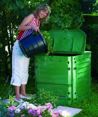 Kompost – aktiivne panus keskkonnakaitsesse