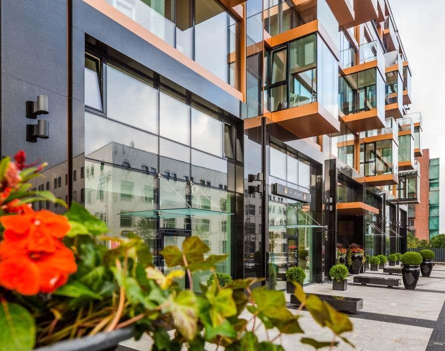 Uus portjeega luksusmaja City Residence toob Tallinna südalinna metropoli hõngu