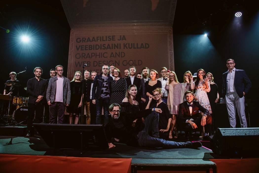 Eesti disainiauhinnad 2016 võitjad