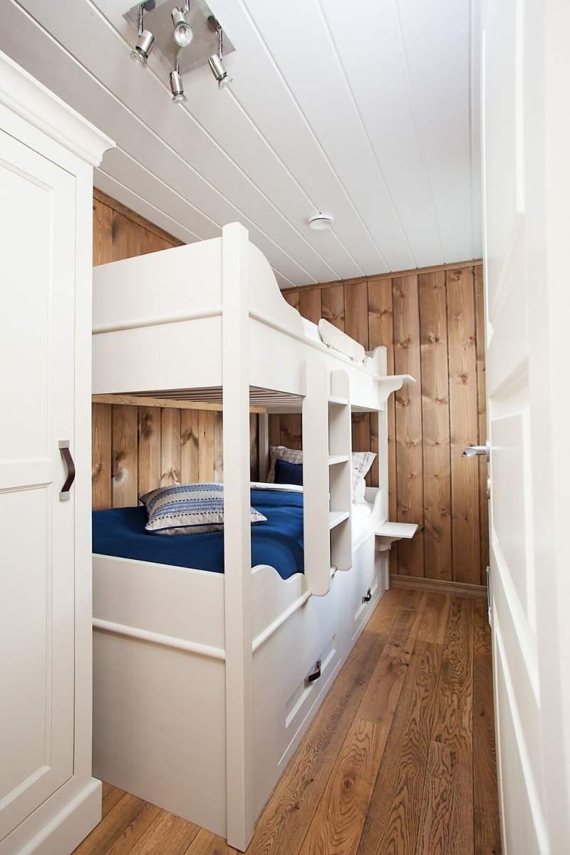 Pilt11-Puitu ei saa põhjamaalase kodus kunagi olla liiga palju - pere puhkemaja Norra mägedes