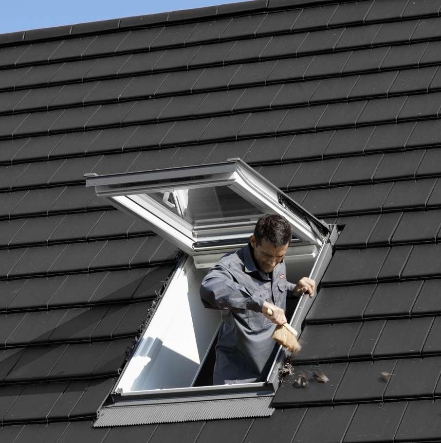 Nõuandeid VELUX katuseakende hooldamiseks sügis-talviseks perioodiks