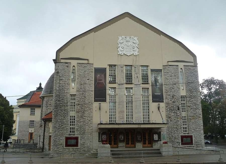Tallinna Draamateatri hoone