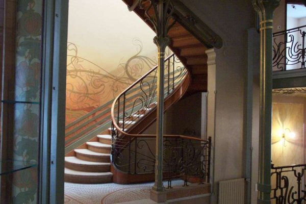 Pilt 14 - Tasseli maja Brüsselis