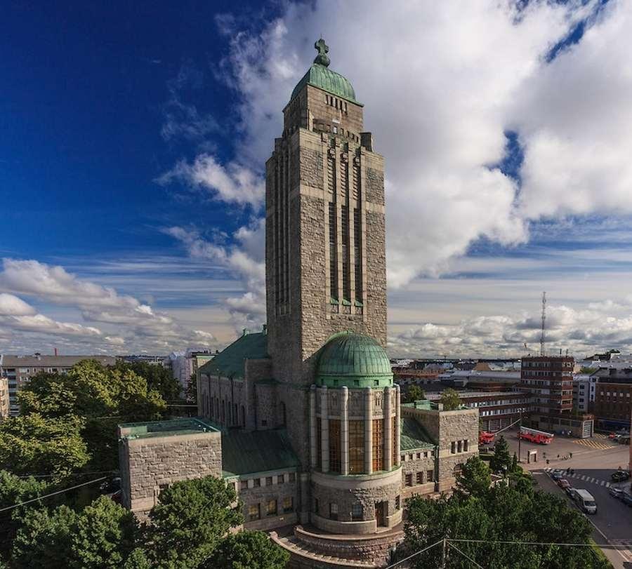 Kallio kirik Helsingis