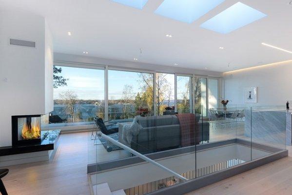 Pilt 12 - Modernne villa Stockholmi lähedal