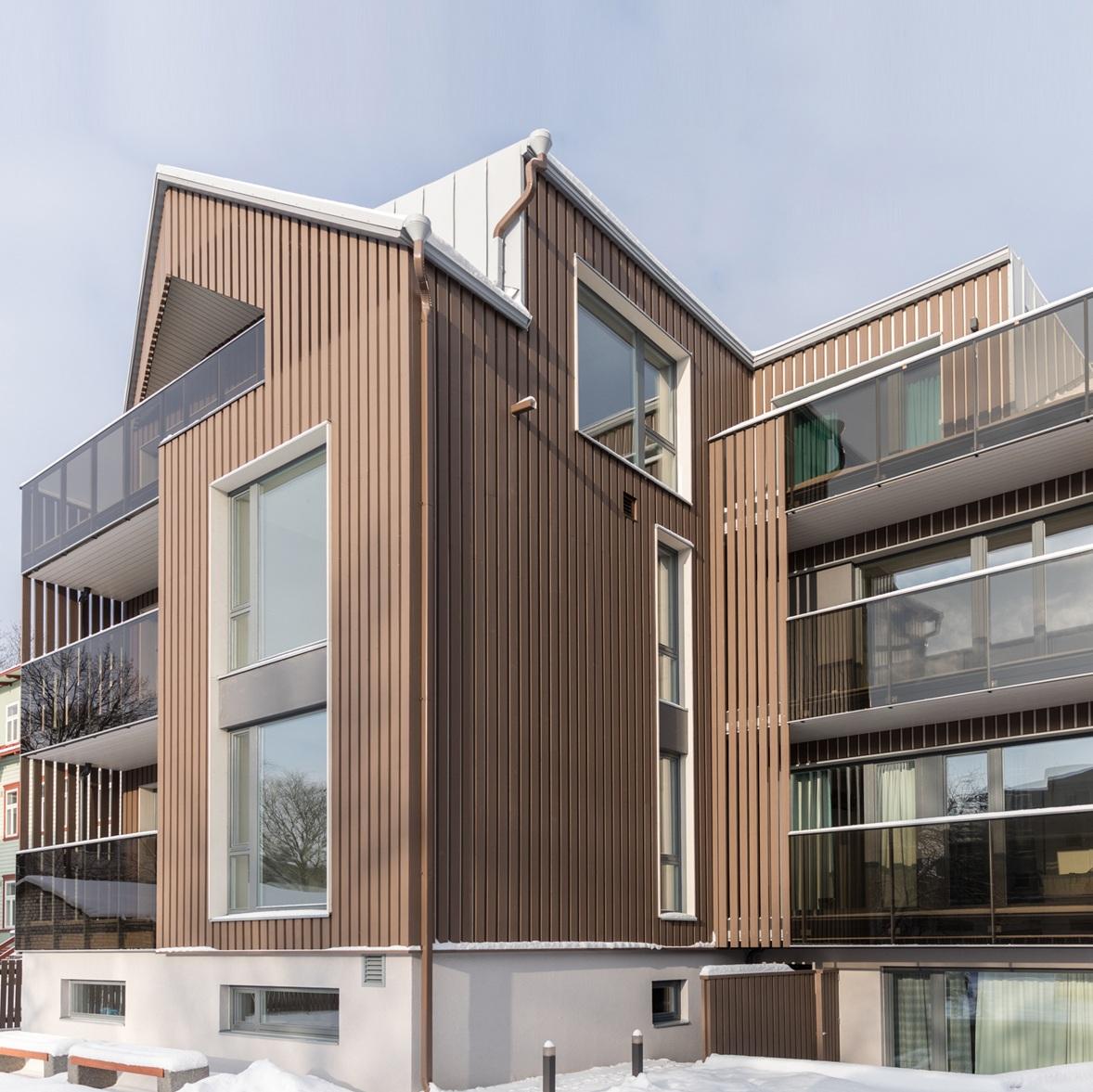 Kõik Miljöö Maja - Wismari 31 korterid on müüdud