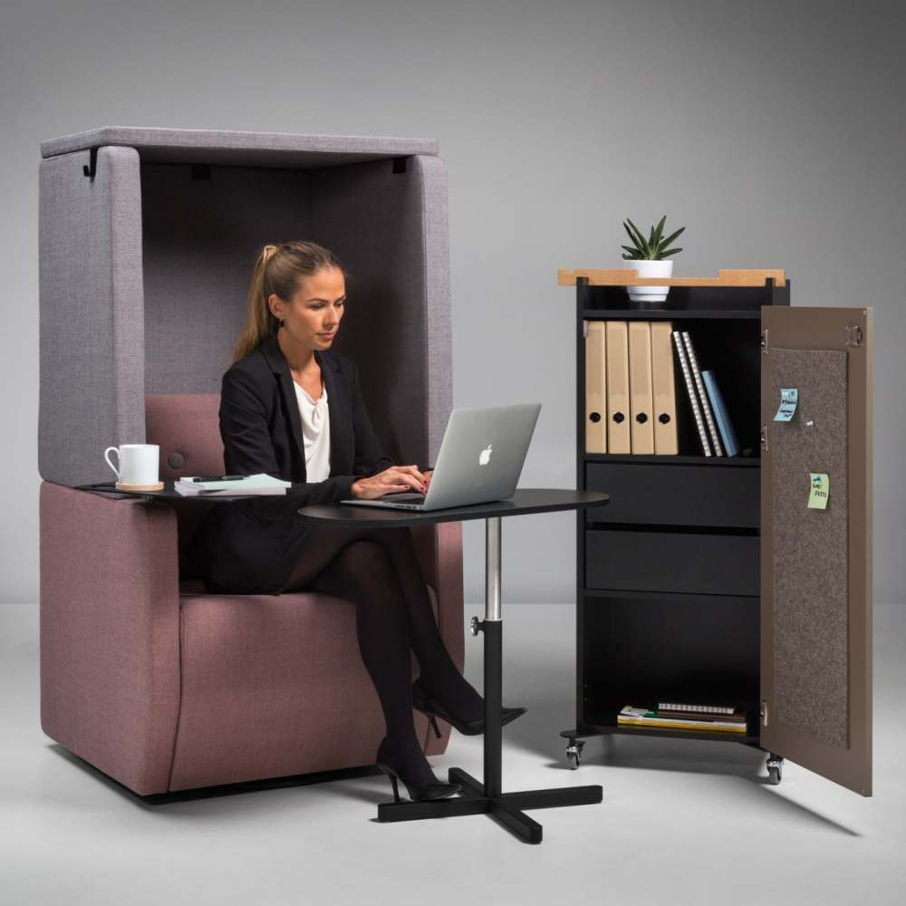 Täna aktuaalne: kuidas sisustada avatud planeeringuga bürooruume!