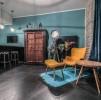 Koduselt hubane, armsalt värviline ja moodsalt industriaalne