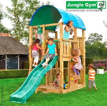 Otsid aeda mänguväljakut või mängumaja?