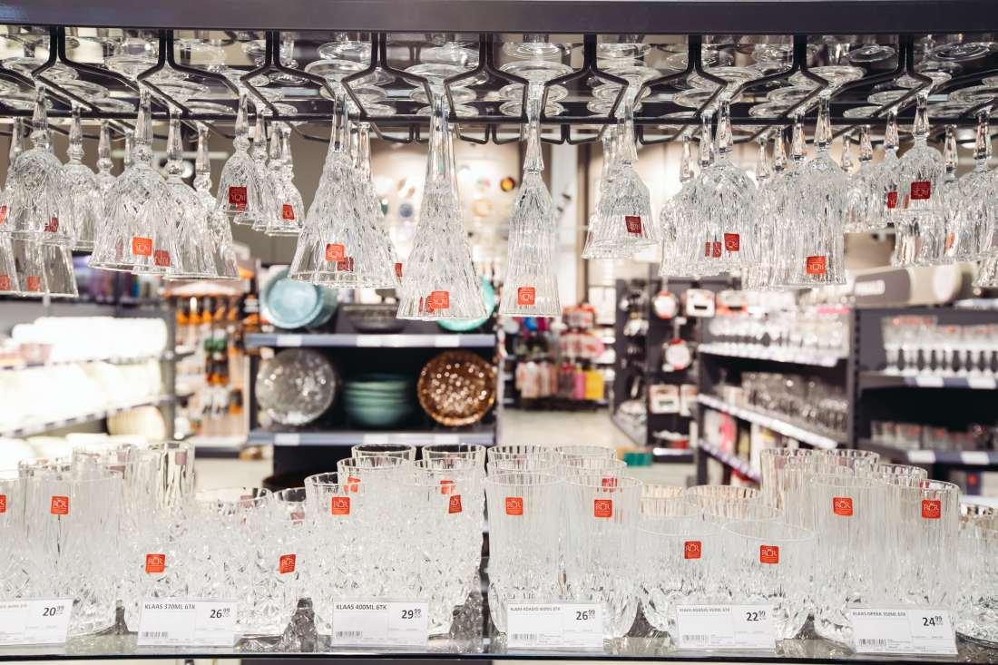 Uuenenud K-rauta Haabersti kauplus avatud