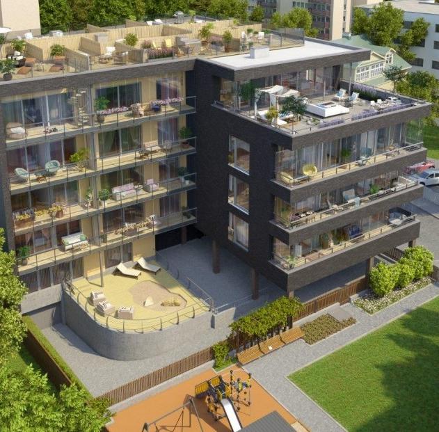 Osta uus kodu Toompea veerele Hermanni majja