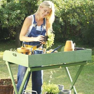 Ehita ise aiatöödeks abilaud