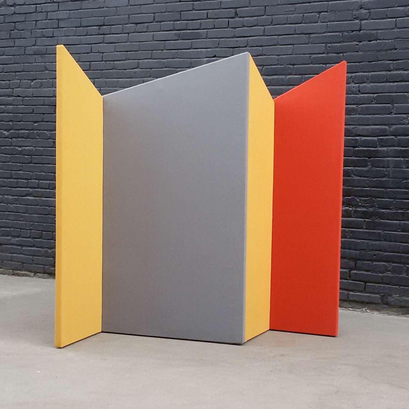 Uudne seinapaneel, mis absorbeerib elektromagnetmõjusid.