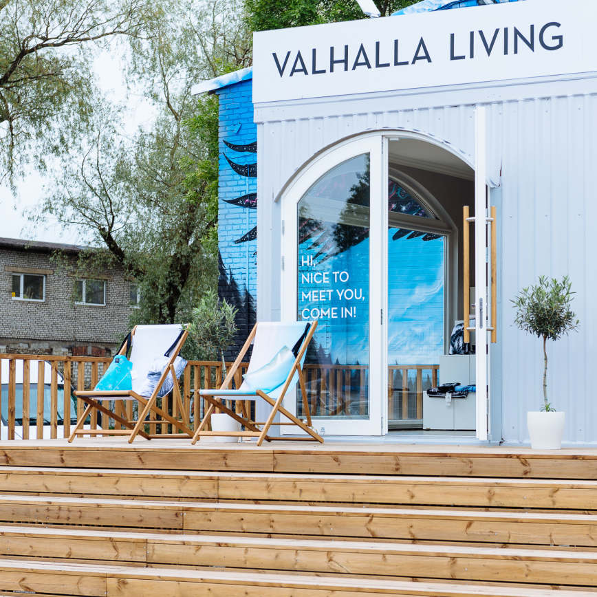 Valhalla first Concept Store is OPEN