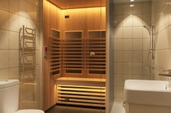 24 - Sauna ehitamine korteri vannituppa