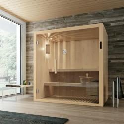 Sauna ehitamine korteri vannituppa