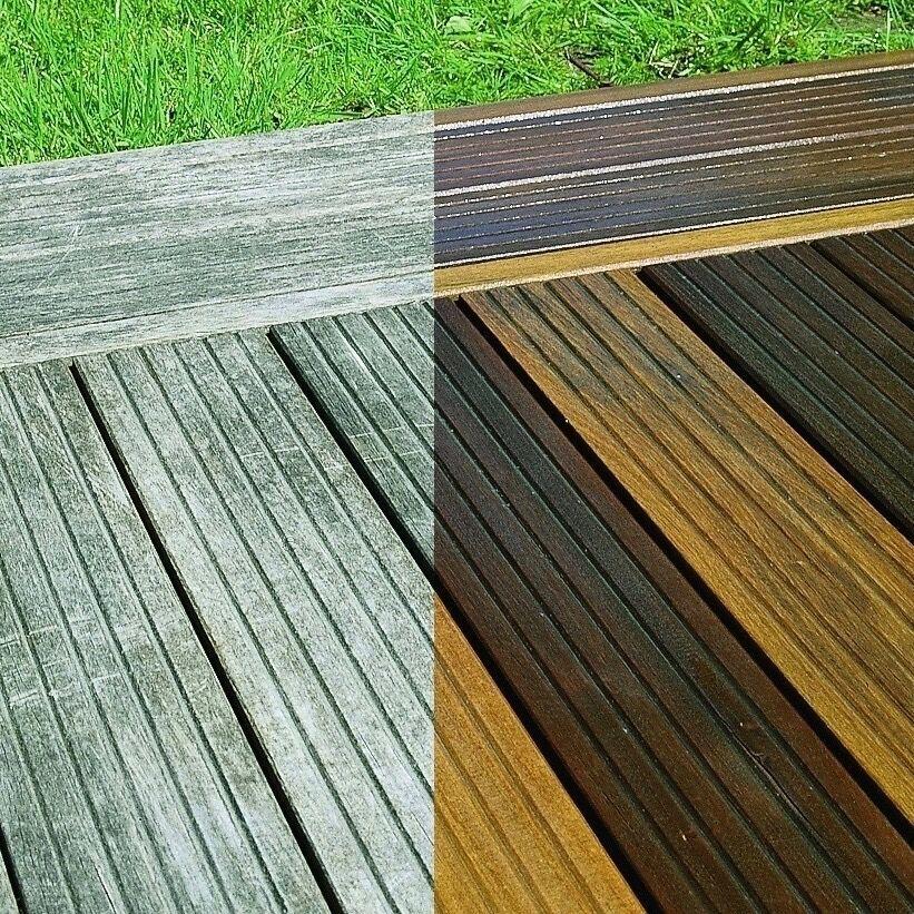 Loe, kuidas hooldada terrassilaudu