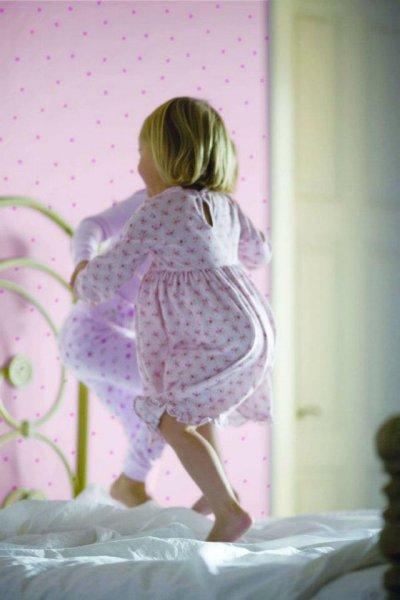 Pilt 26 - Lastetuppa loo efekti erilise tapeediga