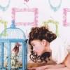 Lastetuppa loo efekti erilise tapeediga