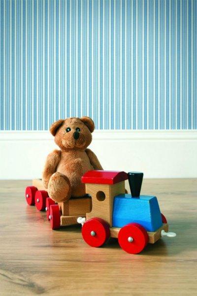 Pilt 11 - Lastetuppa loo efekti erilise tapeediga