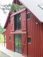Rootsi punane fassaadivärv sobib igas stiilis majale