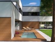 Puitplastkomposiitmaterjalist terrassilauad ei idane ega mädane
