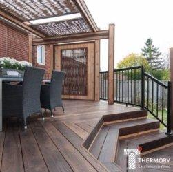 Thermory termopuit – tervislik ja keskkonnasõbralik